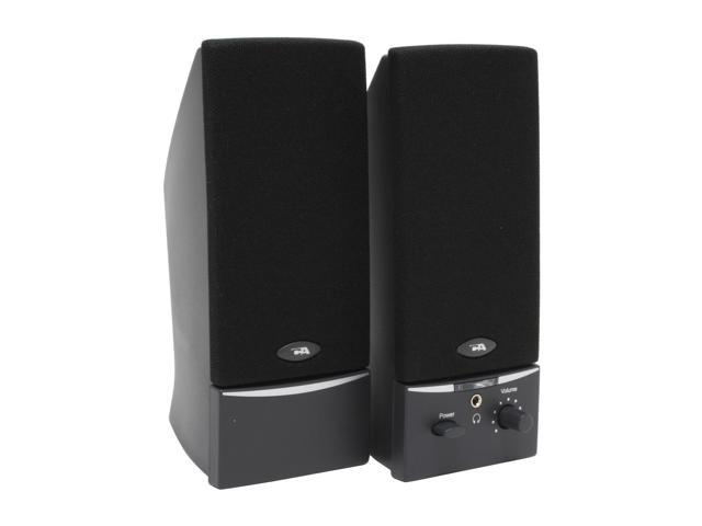 Cyber Acoustics CA-2014rb 4 watts 2.0 Speakers