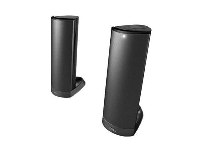 DELL 464-7184 1.2 Watt 2.0 AX210 USB Stereo Speaker System