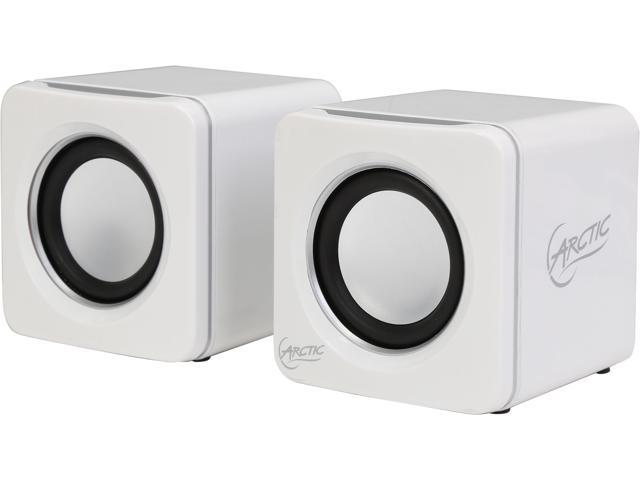 Arctic Cooling S111 USB Powered Portable Speaker-White