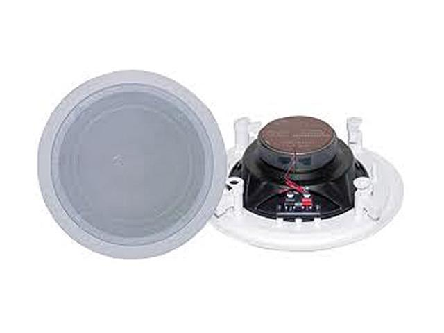 PYLE PDIC81RD In-Ceiling Speaker Pair