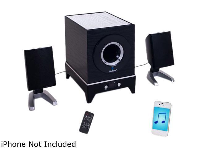 Northwest 72-CP388 Bluetooth Multimedia 2.1 Channel Speaker System