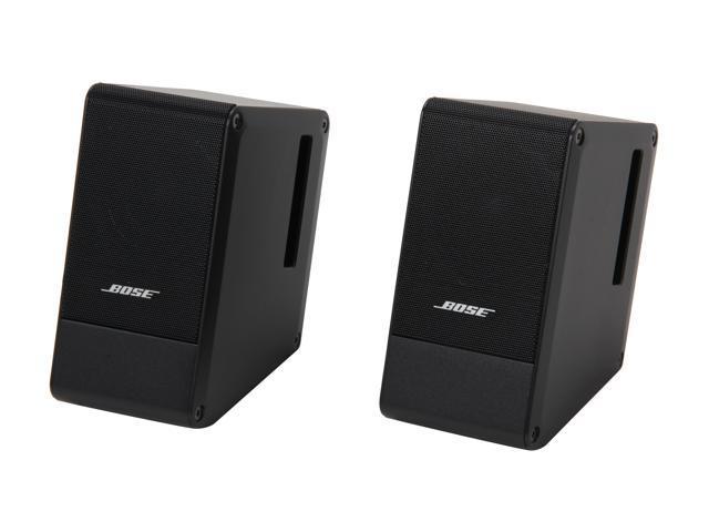 BOSE® 323232-1100 Computer MusicMonitor - Black