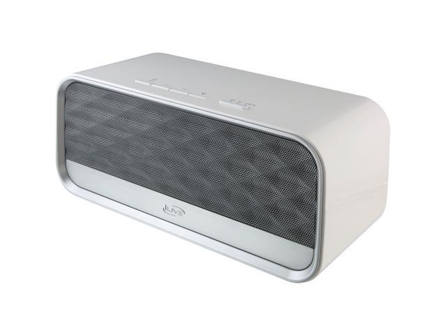 iLive ISBN504 Speaker System - Wireless Speaker(s) - White