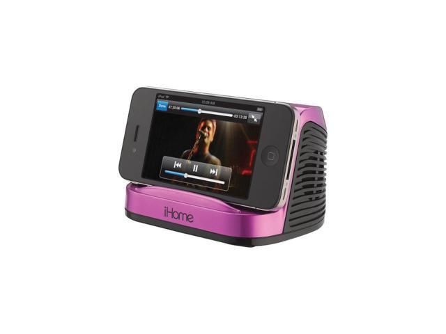iHome iHM16 Speaker System - Neon Green