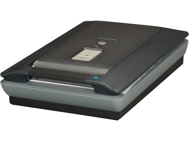 HP Scanjet G4050 (L1957A#B1H) Up to 4800 x 9600 dpi USB Flatbed Scanner