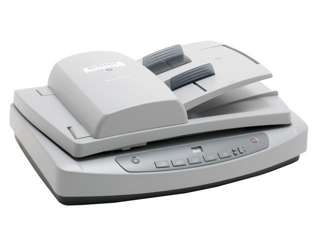 HP Scanjet 5590 L1910AR Up to 2400 dpi 48bit USB Interface Flatbed Scanner