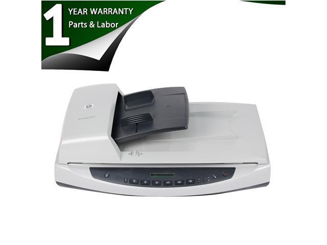 HP ScanJet 8270 15VFHPPT0001 4800 x 4800dpi 48bit USB Interface Flatbed Scanner
