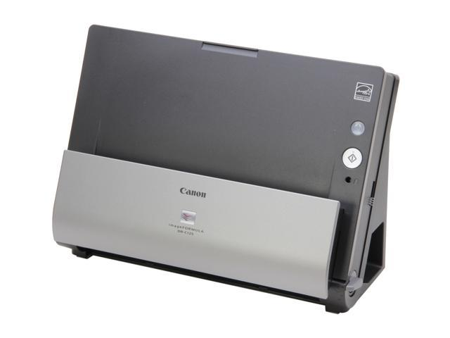 Canon imageFORMULA DR-C125 Office Document Scanner