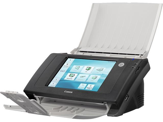 Canon ScanFront 330 (8683B002) 24 bit CIS 600 dpi Duplex Document Scanner