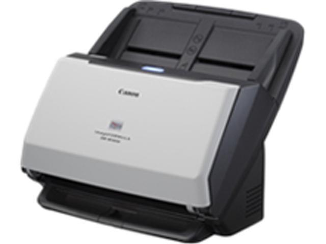 Canon DR-M160II (0114T279) 24 bit One-Line Contact Image Sensor (CMOS) 600 dpi Document Scanner