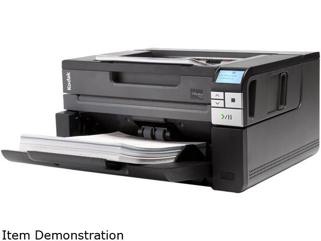 Kodak i2900 1433283 48 bit color capture, 24 bit color output CCD 600 dpi Sheet Fed Document Scanner