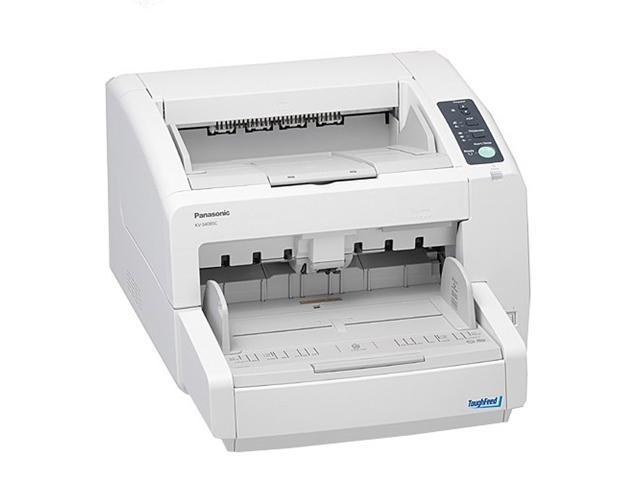 Panasonic KV-S4065CW 24 bit 600 dpi Duplex Scanner
