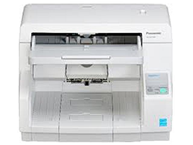 Panasonic KV-S5055C-V CCD 600 dpi Duplex 90 ppm / 180 ipm(300dpi Color) Document Scanner w/ VRS