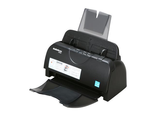 iVina BulletScan S400 48 bit CCD 600 dpi Duplex Document Scanner