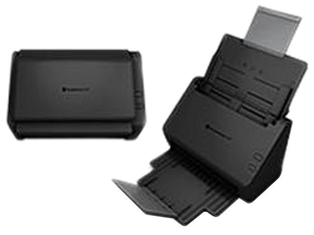 SimpleScan AD48200 Duplex up to 600dpi Sheetfed Document Scanner – Black