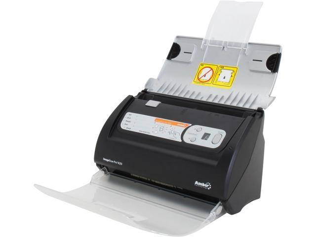 Ambir ImageScan Pro 820i DS820-AS 48 bit CIS 600 dpi Duplex Document and ID Scanner