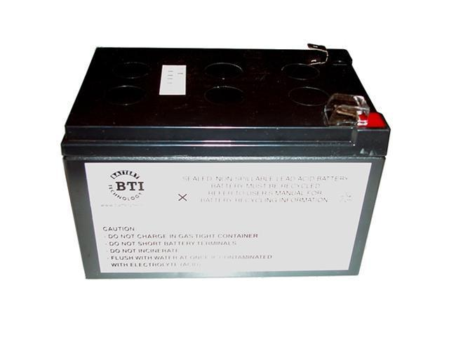 BTI Replacement UPS Battery For APC RBC4