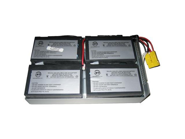 BTI Replacement UPS Battery For APC RBC24