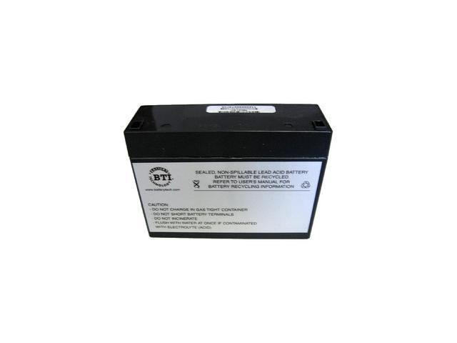 BTI Replacement UPS Battery For APC RBC21