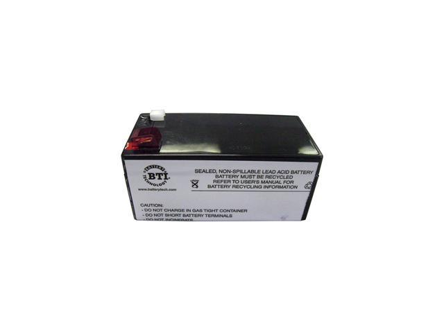 BTI Replacement UPS Battery For APC RBC35