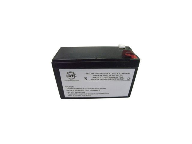 BTI Replacement UPS Battery For APC RBC17