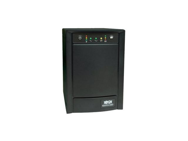 Tripp Lite SMART750XLa Smart Pro 750 VA 450 Watts 6 Outlets Tower Extended Runtime Line Interactive UPS