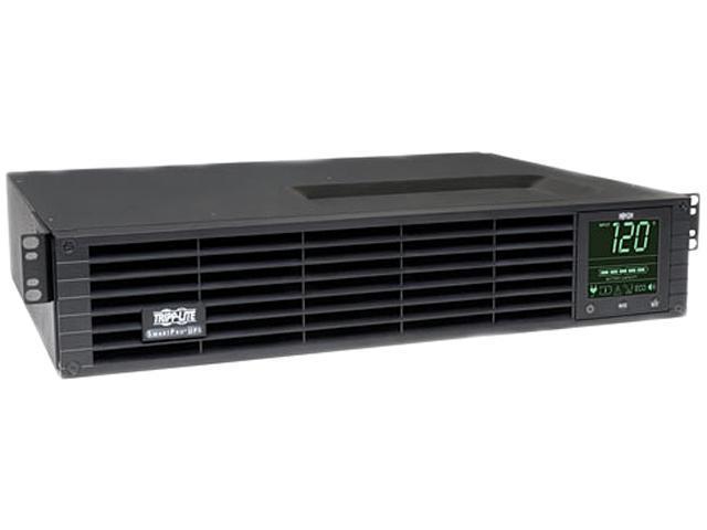 Tripp Lite SMART1000RMXL2U 1000VA 900W UPS Smart LCD Rackmount AVR 120V USB DB9 2URM