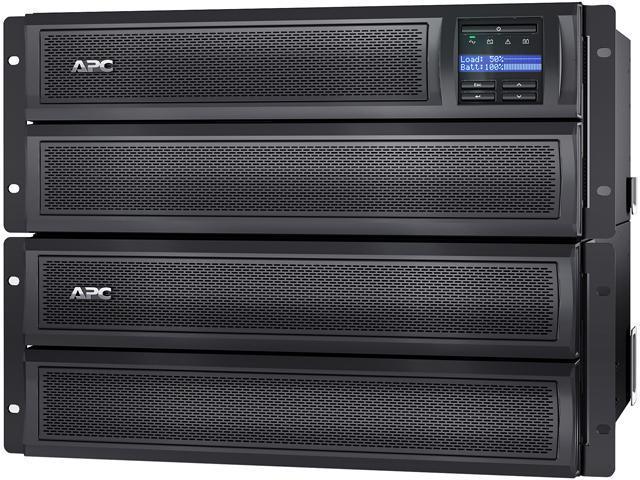 Apc Smart Ups X Smx2000lv 2000va Rack Tower Lcd 100 127v