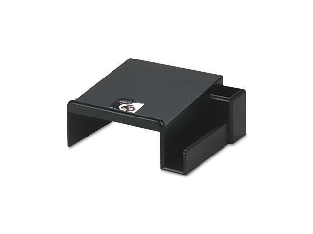 Rolodex 62538 Wood Tones Phone Center Desk Stand, 12 1/8 x 10, Black