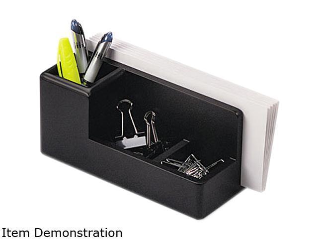 Rolodex 62537 Wood Tones Desk Organizer Wood 4 1 4 X 8 3
