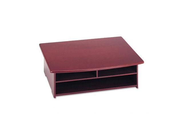 Rolodex 82437 Wood Tones Printer Stand, 21 x 18, Mahogany