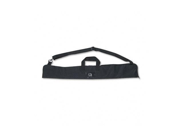 Display Easel Carrying Case, 18 1/4w x 1 1/2d x 6 1/2h, Nylon, Black
