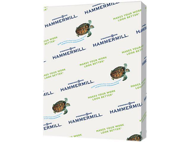 Hammermill Recycled Colored Paper, 20lb, 8-1/2 x 11, Gray, 500 Sheets/Ream