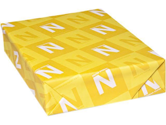Neenah Paper Classic Crest Stationery Writing Paper, 24-lb., 8-1/2 x 11, Whitestone, 500/Ream