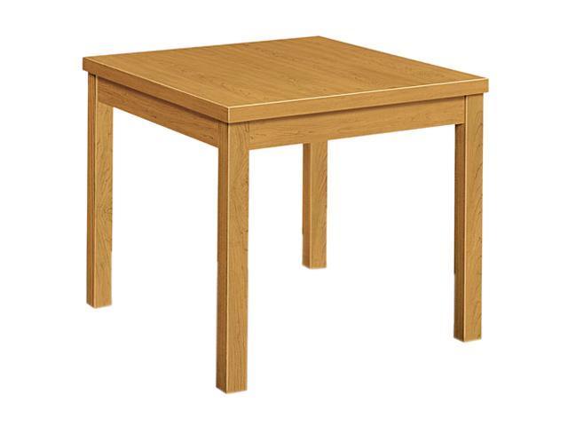 HON 80193CC Laminate Occasional Table, Rectangular, 20w x 24d x 20h, Harvest