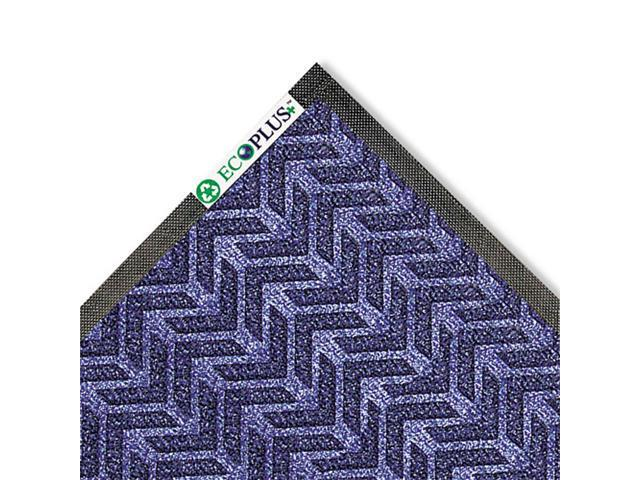 Crown EcoPlus Mat, 3 x 5, Midnight Blue