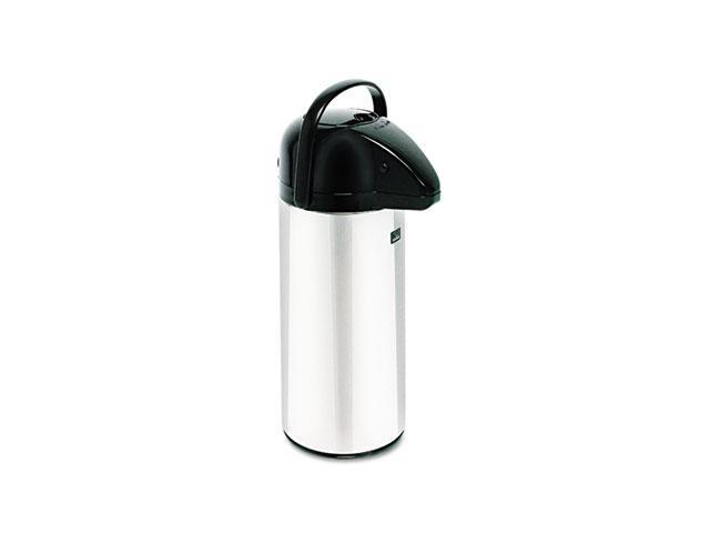 BUNN                                     Airpot Carafe, 2.2 L, Stainless Steel