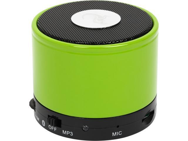 Krazilla KZS1002 green Portable Bluetooth Speaker