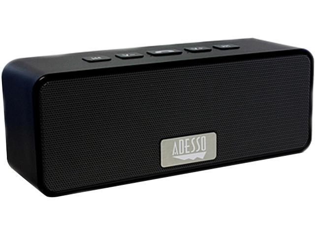 Adesso Xtream S2B Portable Bluetooth 3.0 Wireless Speakers