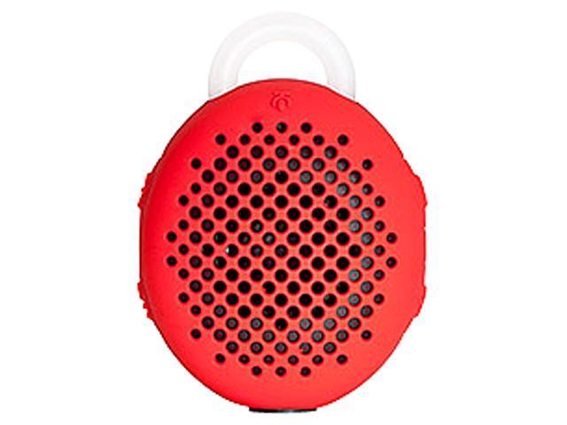 HIS HMAS1RD MusiX Air Water Resistant Wireless Bluetooth Speaker