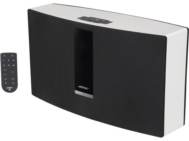 Bose® SOUNDTOUCH 30 II WHT 120V US Wi-Fi music system