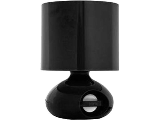 KIDdesigns IHL106B Speaker Night Lamp MP3 Black