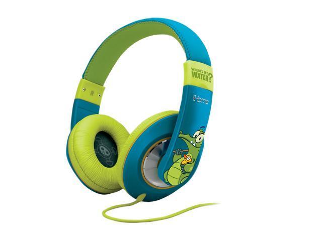 KIDdesigns DW-M40 Swampy Over-the-Ear Headphones