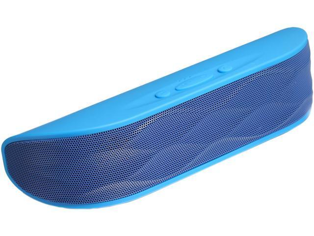 Planet Audio PB252BL Wireless Bluetooth Speaker (Blue)