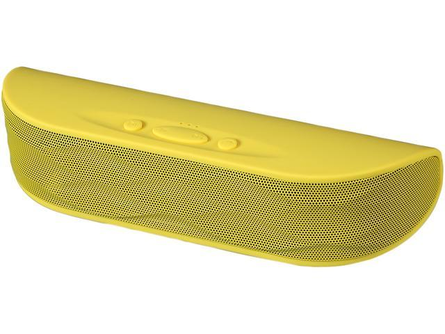 Planet Audio PB252Y Wireless Bluetooth Speaker (Yellow)