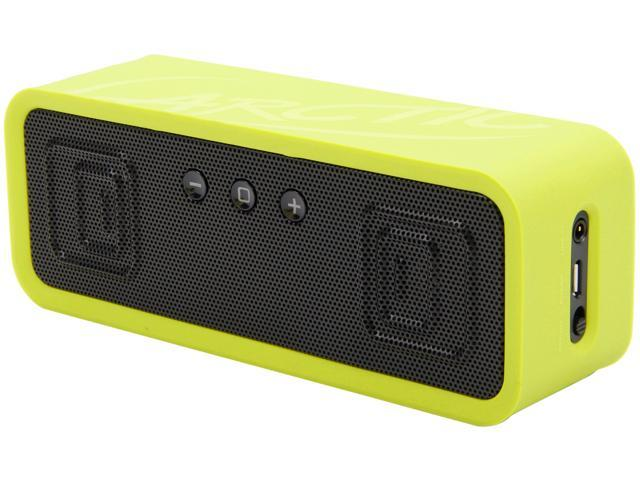 ARCTIC S113BT NFC/Bluetooth 4.0 Stereo Speaker, AAC/aptX, Build-in Microphone for Hands-Free Calls, Lime