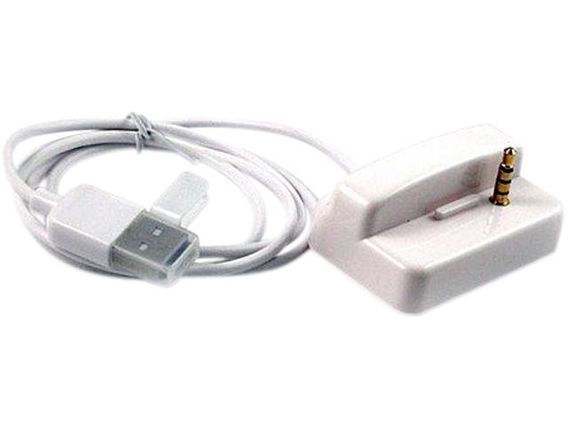 4XEM Sync and Charge iPod Shuffle Docking Station 1G/2G 4XDOCK001