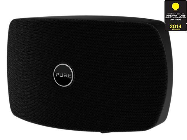 Pure VL-62159 Jongo T6 Portable Wireless Speaker Black -
