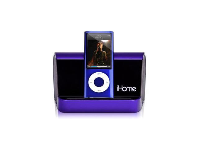 iHome iHM9U Portable Stereo Speaker System