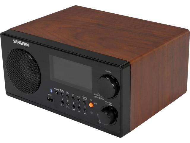 SANGEAN FM-RBDS / AM / USB / Bluetooth Digital Receiver WR-22WL